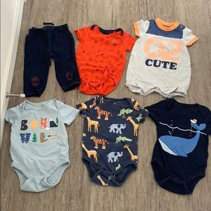 GAP BABY 6pc bundle - 12-18M